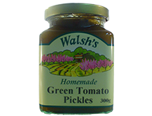 Walshs Homemade Green Tomato Pickles