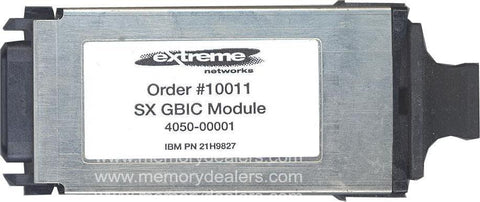 Extreme Networks 10011 (Extreme Networks Original) GBIC Transceiver Module