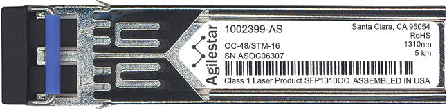 Scientific Atlanta 1002399-AS (Agilestar Original) SFP Transceiver Module