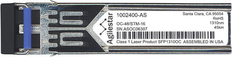 Scientific Atlanta 1002400-AS (Agilestar Original) SFP Transceiver Module