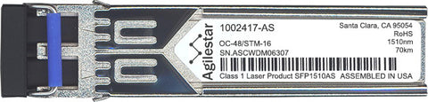 Scientific Atlanta 1002417-AS (Agilestar Original) SFP Transceiver Module