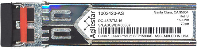 Scientific Atlanta 1002420-AS (Agilestar Original) SFP Transceiver Module