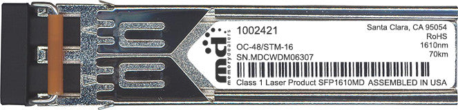Scientific Atlanta 1002421 (100% Scientific Atlanta Compatible) SFP Transceiver Module