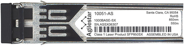 Extreme Networks 10051-AS (Agilestar Original) SFP Transceiver Module