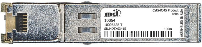 Extreme Networks 10054 (100% Extreme Networks Compatible) SFP Transceiver Module