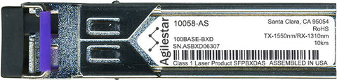 Extreme Networks 10058-AS (Agilestar Original) SFP Transceiver Module