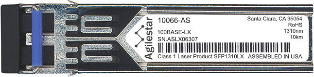 Extreme Networks 10066-AS (Agilestar Original) SFP Transceiver Module