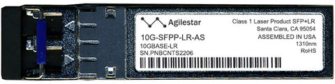 Brocade 10G-SFPP-LR-AS (Agilestar Original) SFP+ Transceiver Module