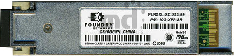 Foundry Networks 10G-XFP-SR (Foundry Original) XFP Transceiver Module