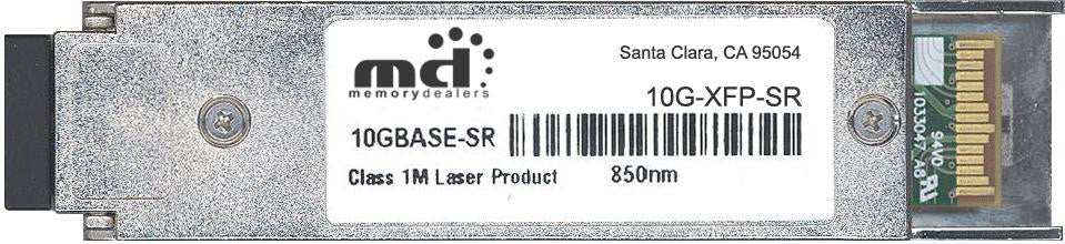 Foundry Networks 10G-XFP-SR (100% Foundry Compatible) XFP Transceiver Module
