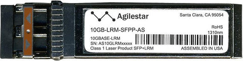 Enterasys 10GB-LRM-SFPP-AS (Agilestar Original) SFP+ Transceiver Module