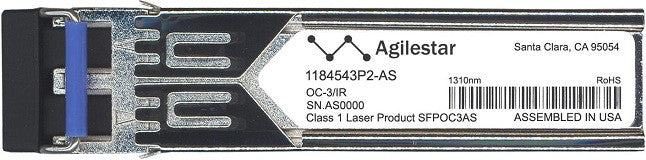 Adtran 1184543P2-AS (Agilestar Original) SFP Transceiver Module