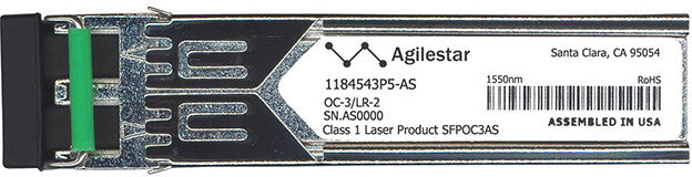 Adtran 1184543P5-AS (Agilestar Original) SFP Transceiver Module