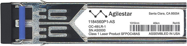 Adtran 1184560P1-AS (Agilestar Original) SFP Transceiver Module