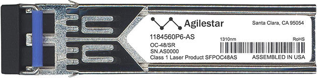 Adtran 1184560P6-AS (Agilestar Original) SFP Transceiver Module