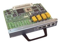 Hardware PA-MCX-4TE1 Network Modules Transceiver Module