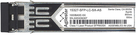 Cisco SFP Transceivers 15327-SFP-LC-SX-AS (Agilestar Original) SFP Transceiver Module