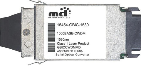 Cisco GBIC Transceivers 15454-GBIC-1530 (100% Cisco Compatible) GBIC Transceiver Module