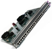 Hardware WS-X4224-RJ45V Switches Transceiver Module