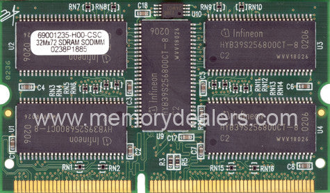 Memory 256MB Cisco Systems Catalyst 6K Sup Eng 2 Upgrade (p/n MEM-S2-256MB) Router Memory Transceiver Module