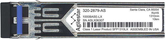 Dell 320-2879-AS (Agilestar Original) SFP Transceiver Module