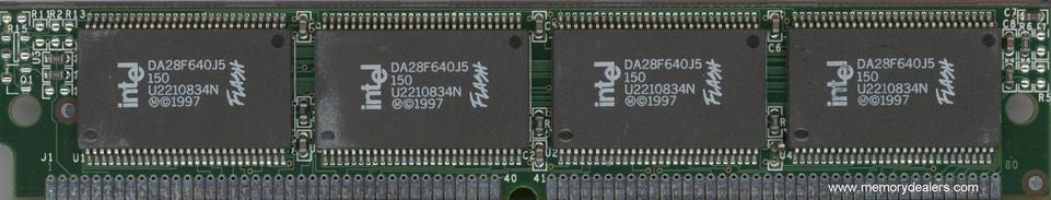Memory 32MB Cisco IAD2420 Approved Flash SIMM (p/n MEM-240-1X32F) Router Memory Transceiver Module