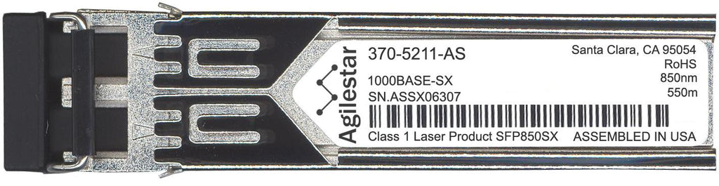 Sun 370-5211-AS (Agilestar Original) SFP Transceiver Module