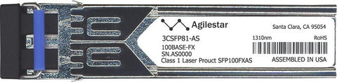 3Com 3CSFP81-AS (Agilestar Original) SFP Transceiver Module