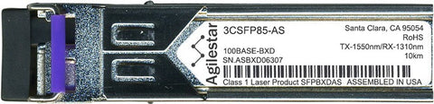 3Com 3CSFP85-AS (Agilestar Original) SFP Transceiver Module