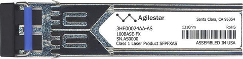 Alcatel SFP Transceivers 3HE00024AA-AS (Agilestar Original) SFP Transceiver Module