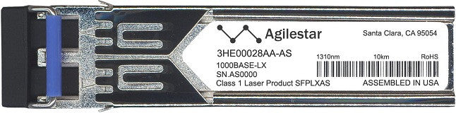 Alcatel SFP Transceivers 3HE00028AA-AS (Agilestar Original) SFP Transceiver Module