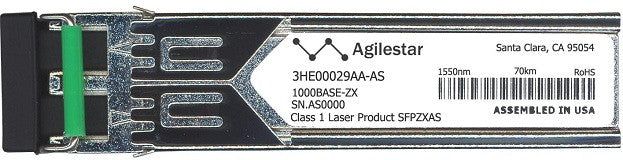 Alcatel SFP Transceivers 3HE00029AA-AS (Agilestar Original) SFP Transceiver Module