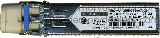 Alcatel SFP Transceivers 3HE00266AA (Alcatel Original) SFP Transceiver Module