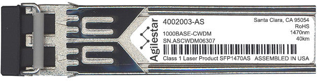 Scientific Atlanta 4002003-AS (Agilestar Original) SFP Transceiver Module