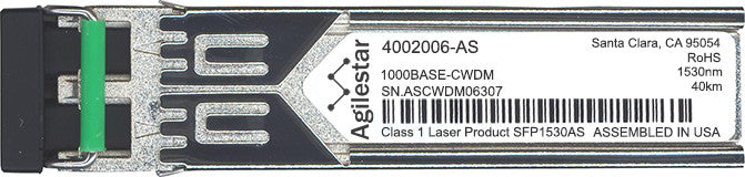Scientific Atlanta 4002006-AS (Agilestar Original) SFP Transceiver Module
