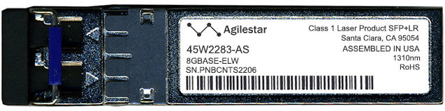 IBM 45W2283-AS (Agilestar Original) SFP+ Transceiver Module