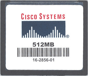 Memory 512MB Cisco Sup Engine 720-3BXL Cisco Approved Removable Flash (p/n MEM-C6K-CPTFL512M) Router Memory Transceiver Module