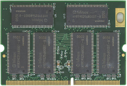 Memory 512MB Cisco Systems NPE 400 Approved Memory Upgrade (p/n MEM-NPE-400-512MB) Router Memory Transceiver Module