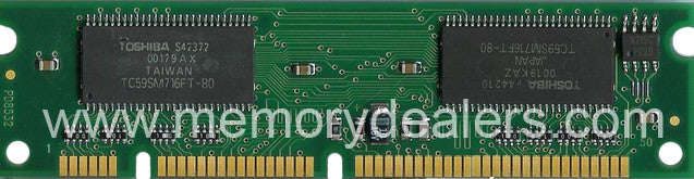 Hardware 64MB 3rd party Memory Upgrade for Cisco Systems 2650 Router (p/n MEM2650-64D) Router Memory Transceiver Module