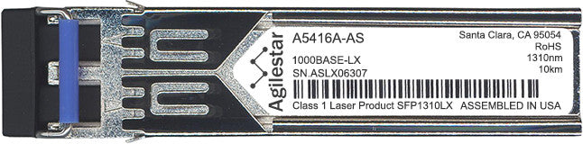 HP A5416A-AS (Agilestar Original) SFP Transceiver Module