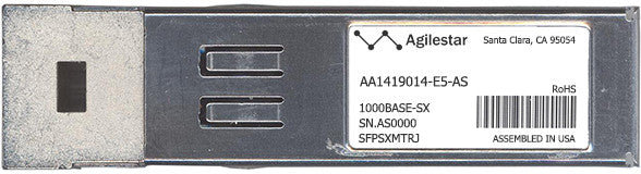 Nortel AA1419014-E5-AS (Agilestar Original) SFP Transceiver Module