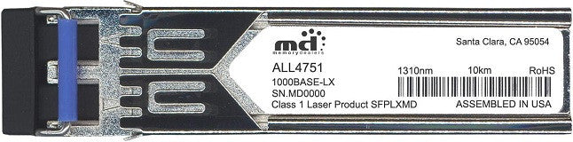 Allnet ALL4751 (100% Allnet Compatible) SFP Transceiver Module