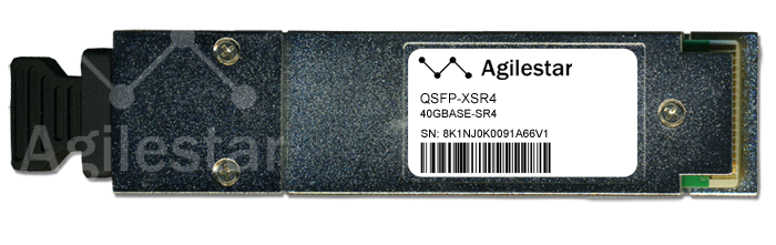 Arista Direct Attach QSFP-XSR4 (Agilestar Original) SFP+ Direct Attach Transceiver Module