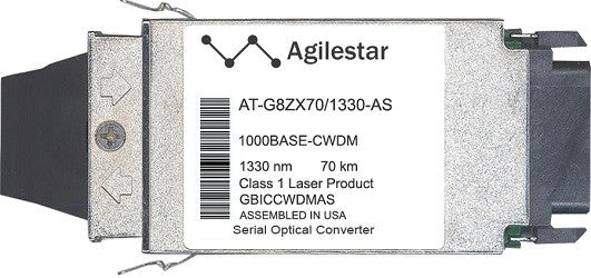 Allied Telesis AT-G8ZX70/1330-AS (Agilestar Original) GBIC Transceiver Module