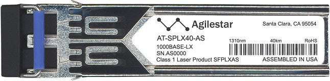 Allied Telesis AT-SPLX40-AS (Agilestar Original) SFP Transceiver Module