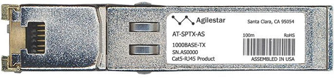 Allied Telesis AT-SPTX-AS (Agilestar Original) SFP Transceiver Module