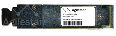 Brocade SFP+ Cables 40G-QSFP-SR4 (Agilestar Original) SFP+ Direct Attach Transceiver Module