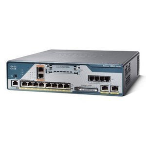 Hardware Cisco C1861-4F-VSEC/K9 - Cisco 1861 Integrated Services Router with AISK9 Cisco Router Transceiver Module