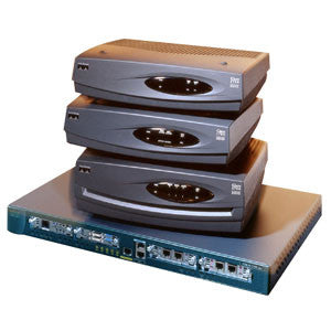 Hardware CISCO1750-4V - Cisco 1750 EN, Fast EN, 4 Voice Channels, Modular Router Cisco Router Transceiver Module