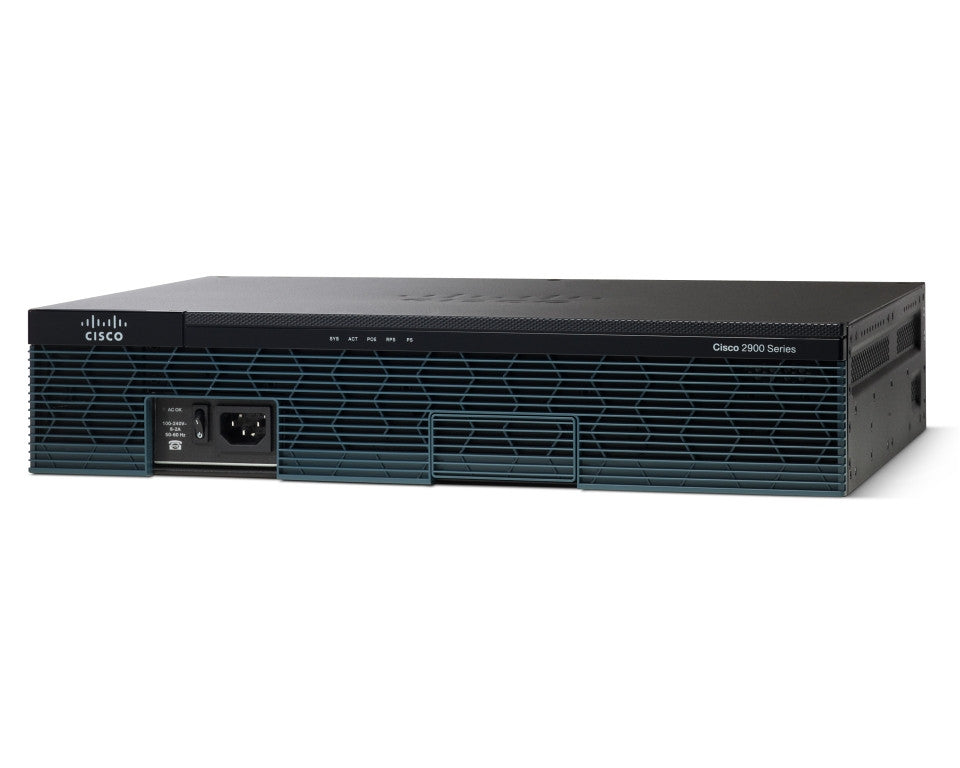 Hardware CISCO2911/K9 - Cisco 2911, EN, Fast EN, Gigabit EN, Integrated Services Router Cisco Router Transceiver Module